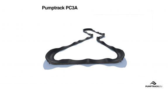Pumptrack de composite PC3A